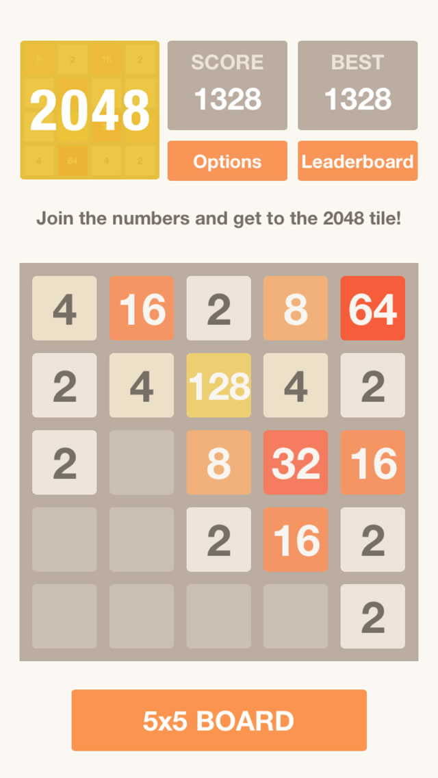 2048 – The puzzle