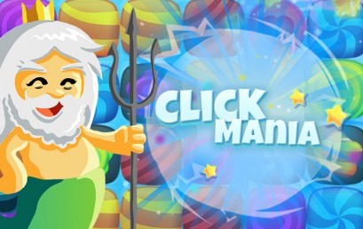 CLICK MANIA RELEASED FOR IOS & ANDROID