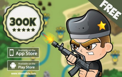 300K soldiers !!! Roger that ;)