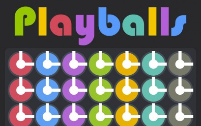 Playballs released for Android & iOS